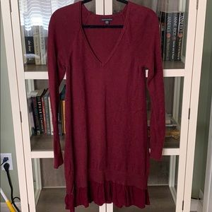 American Eagle Outfitters sweater dress